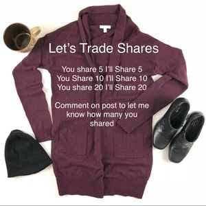 Let's Trade Shares